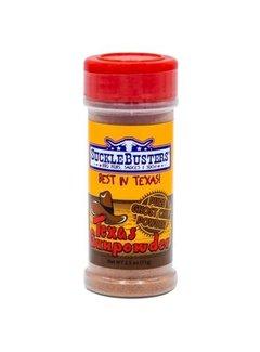 SuckleBusters Sucklebusters Texas Gunpowder Pure Ghost Chile Powder 2.5 oz