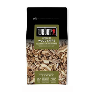Weber Weber Mesquite Rookchips 0.7 kilo