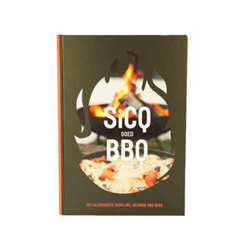 SiCQ SiCQ Goed BBQ Boek