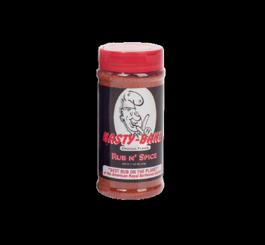 Hasty Bake Rub Deal - Rub n Spice Seasoning 12.5oz & Gourmet Greek Seasoning 11oz