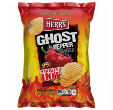 Herrs Herr's Ghost Pepper 184,3 gram