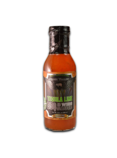 Croix Valley Croix Valley Tequila Lime BBQ & Wing Sauce 12 oz