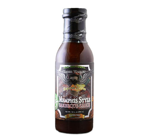 Croix Valley Croix Valley Memphis Style Barbecue Sauce 12 oz