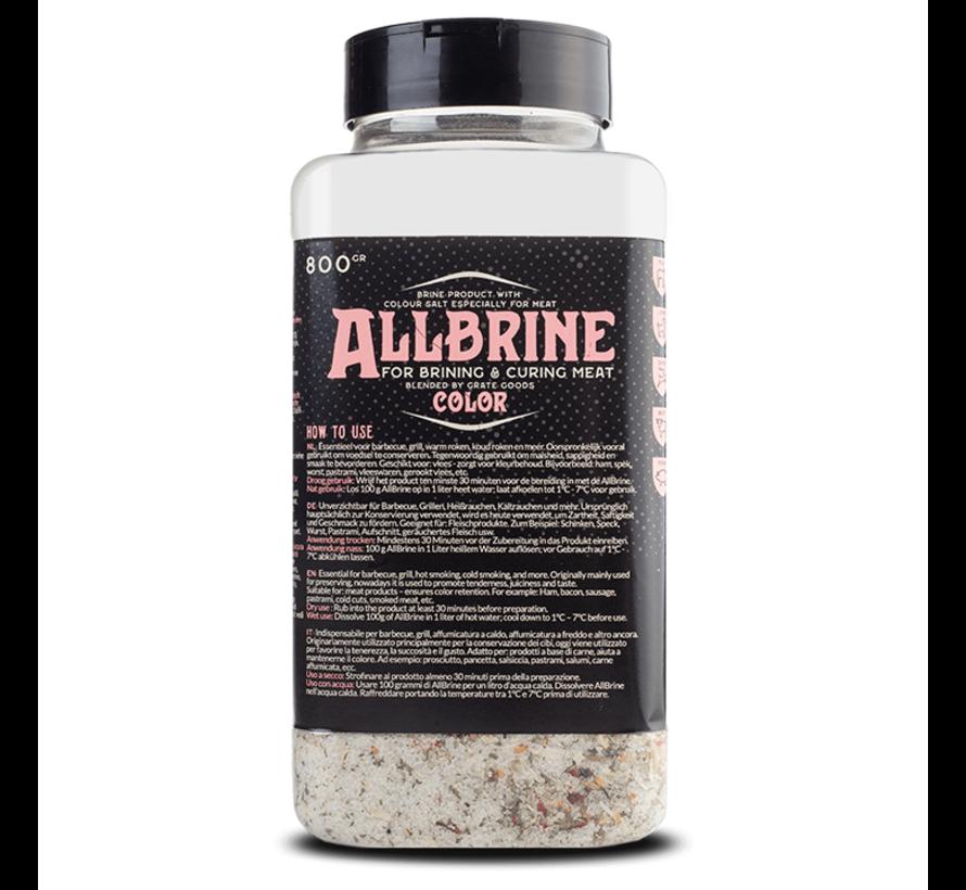 Grate Goods All Brine Color 800 gram