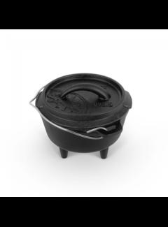 Petromax Petromax 0.5Quarts / 0.56 Liter Dutch Oven mit 3 Beinen