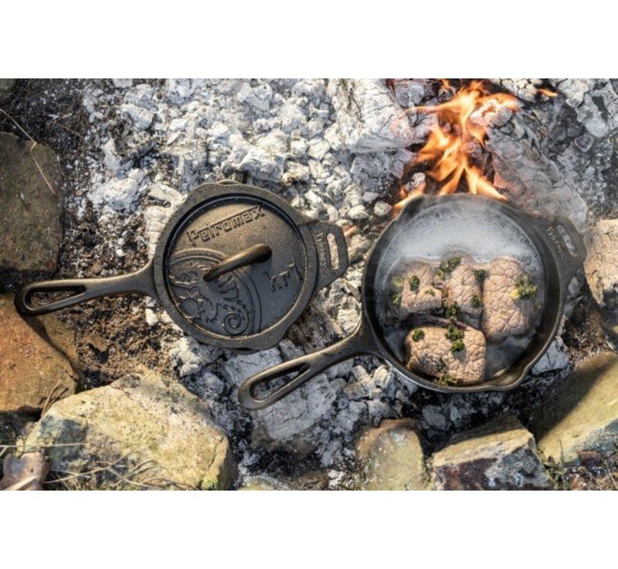 Petromax Cast Iron Saucepan with Lid KR2