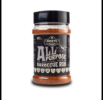Grate Goods Grate Goods Premium All Purpose BBQ Rub 180 gram