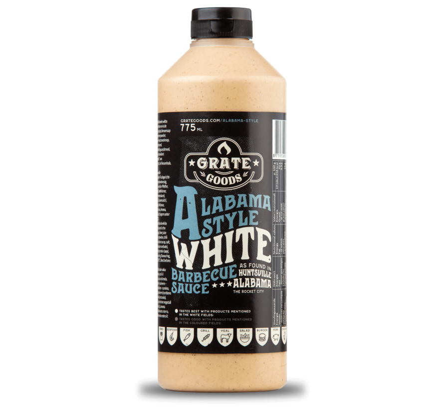 Grate Goods Alabama White Sauce 265 ml