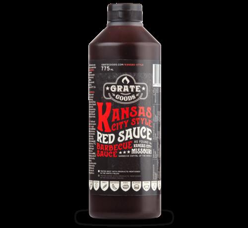 Grate Goods Grate Goods Kansas City Red Sauce 265 ml