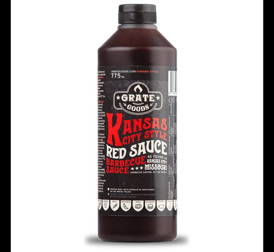 Grate Goods Kansas City Red Sauce XL 775 ml