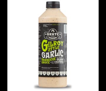 Grate Goods Grate Goods Gilroy Garlic Barbecue Sauce XL 775 ml
