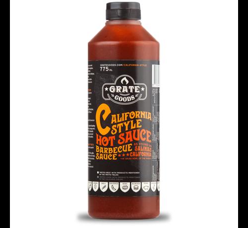 Grate Goods Grate Goods California Hot Barbecue Sauce 265 ml