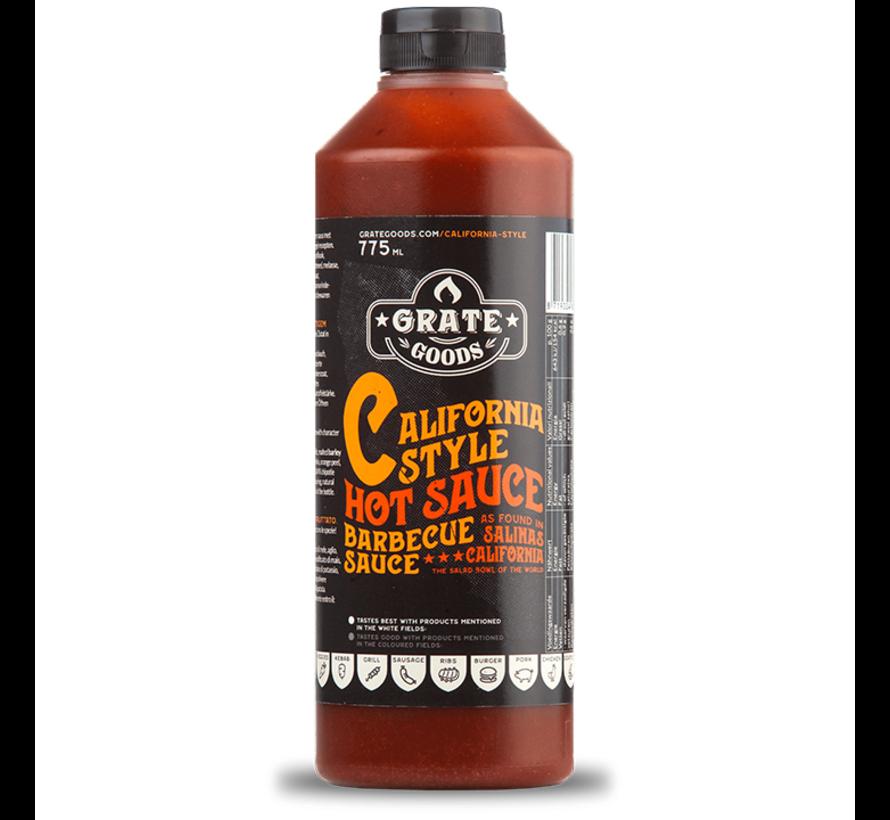 Grate Goods California Hot Barbecue Sauce 265 ml