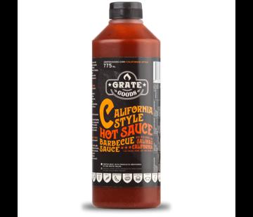 Grate Goods Grate Goods California Hot Barbecue Sauce XL 775 ml