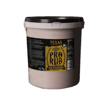 Grate Goods Grate Goods Texas Pro Rub 8 kg