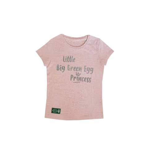 Big Green Egg Big Green Egg Kids T-Shirt Little Princess