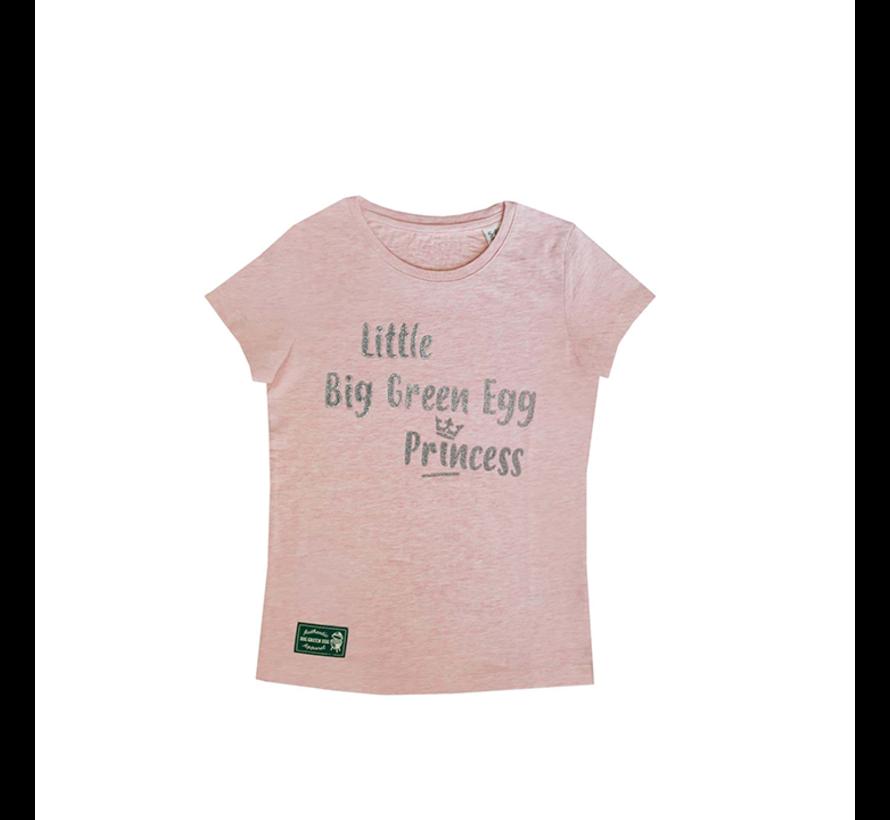 Big Green Egg Kids T-Shirt Little Princess