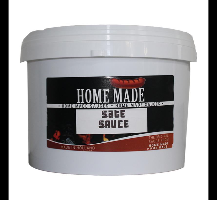 Home Made Satay Sauce 2500 grams