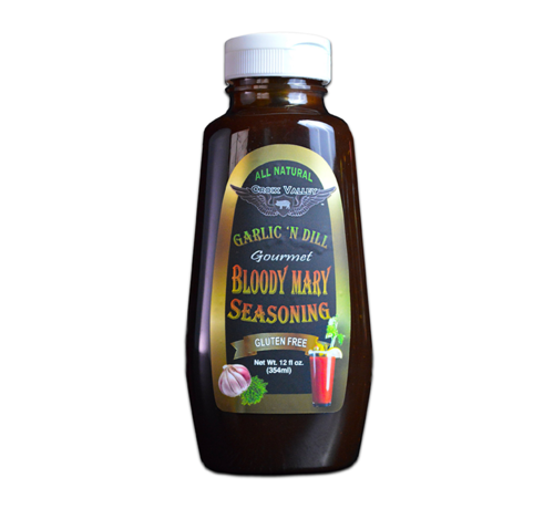Croix Valley Croix Valley Garlic 'n Dill Bloody Mary Seasoning 12 oz