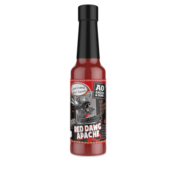 Angus & Oink Angus&Oink Red Dawg Apache Pepper Sauce 150 ml