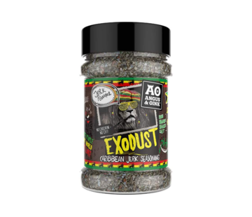 Angus & Oink Angus&Oink Exodust Jamaican Jerk Seasoning 200 gram