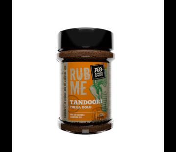 Angus & Oink Angus&Oink (Rub Me) Tandoori Seasoning 200 gram