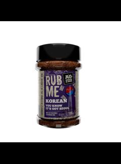 Angus & Oink Angus&Oink (Rub Me) Korean Rub 195 gram