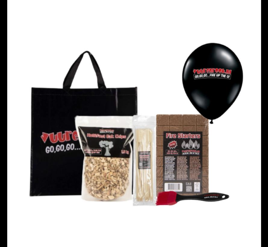 Vuur&Rook Mega BBQ Deal