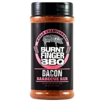 Burnt Finger BBQ Burnt Finger BBQ Speck Barbecue Rub 12.1 oz