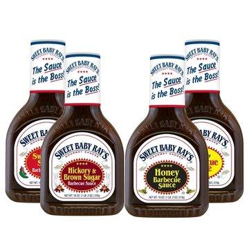 Sweet Baby Ray's Sweet Baby Ray's Sauce Deal 4 x 18 oz