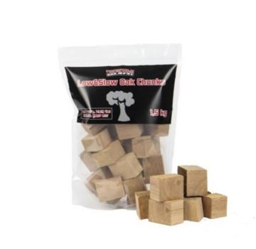 Vuur&Rook Vuur&Rook Low&Slow Eiken Chunks 1.5 kg