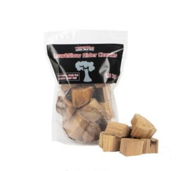 Vuur&Rook Vuur&Rook Low&Slow Alder Chunks 1.5 kg
