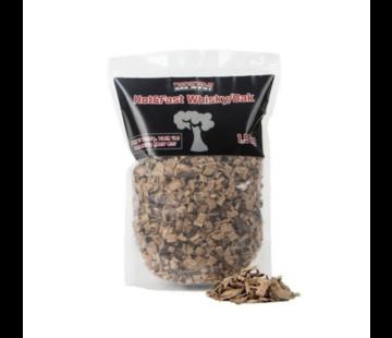 Vuur&Rook Vuur&Rook Hot&Fast Whiskey / Oak Chips 1.5 kg