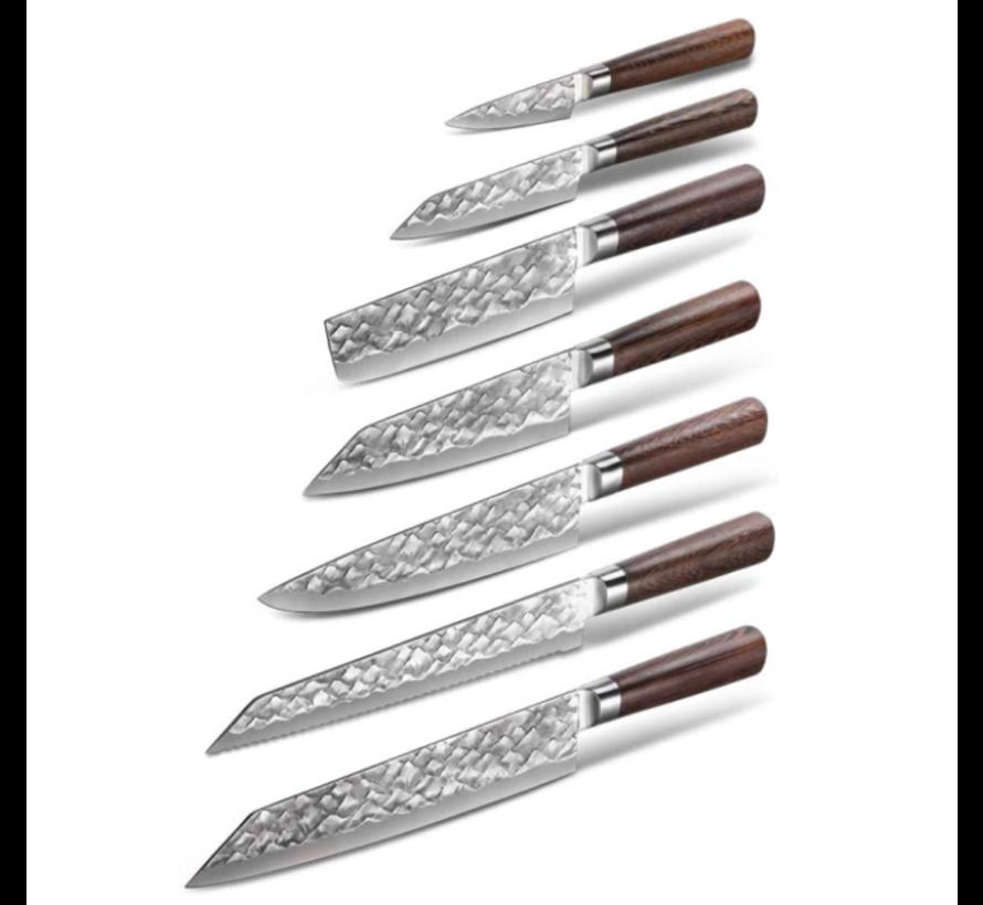 BARE Cookware 7 Delige Set