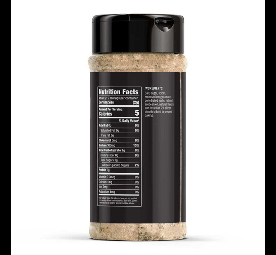 Kosmos The Best Garlic Jalapeno Rub 15.1 oz