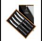 Brute Forged Steak Messenset 4 stuks
