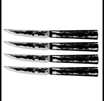 Forged Intense Forged Steakmessenset - 4 Stuks