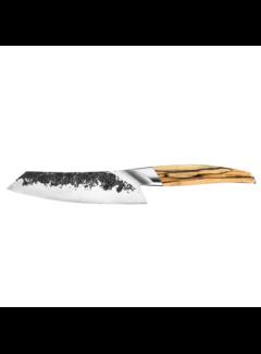 Forged Katai Forged Santoku 18cm