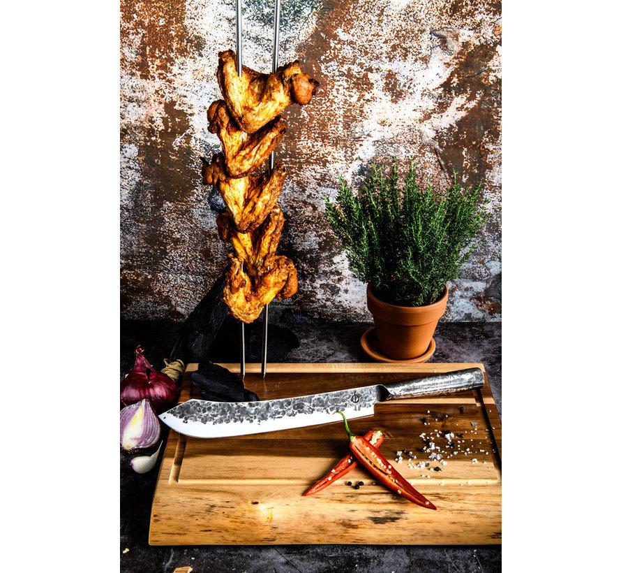 Churrasco Forged Vorkspies 70 cm