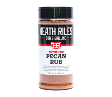 Heath Riles Heath Riles BBQ Pecan Rub 16oz