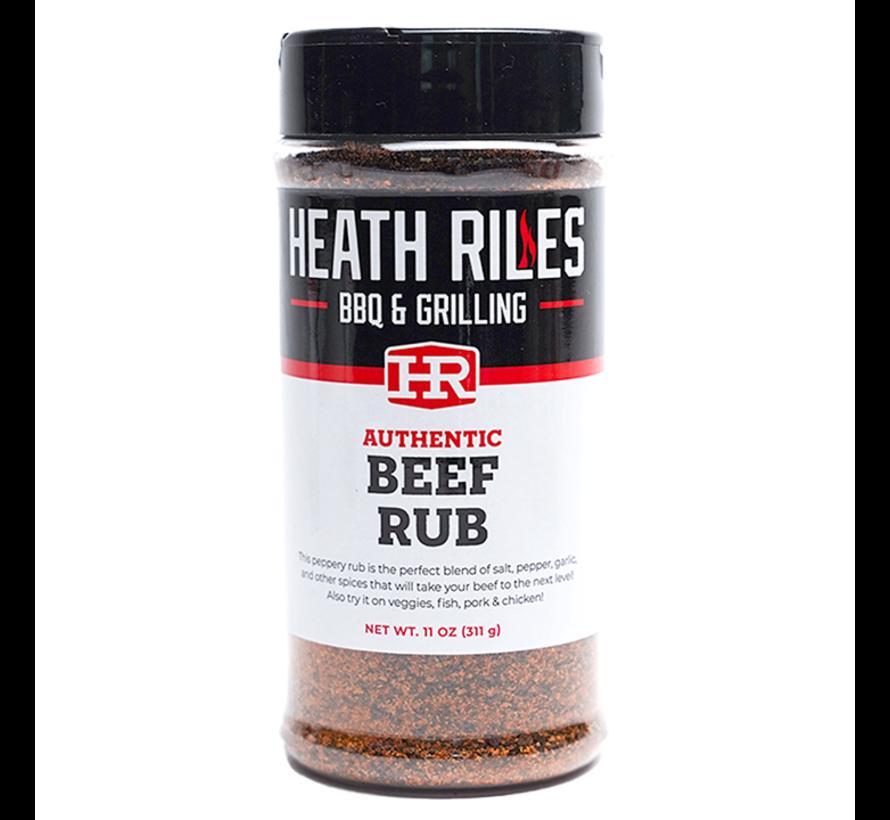 Heath Riles BBQ Beef Rub & Seasoning 16oz
