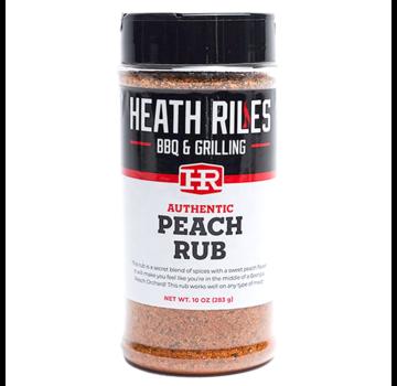 Heath Riles Heath BBQ Riles Peach Rub 16oz