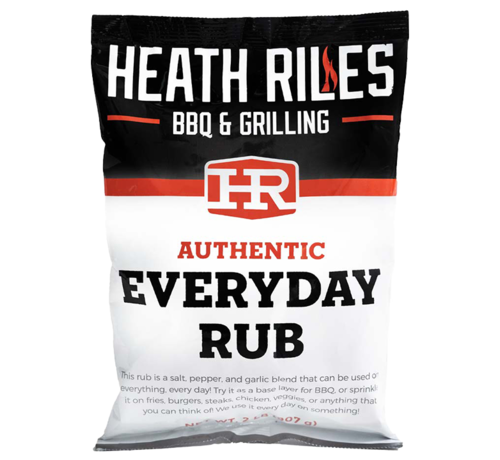 Heath Riles Heath Riles BBQ Everyday Rub 2lb