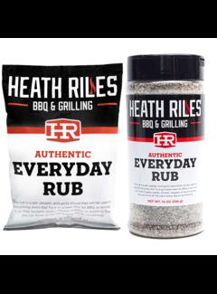 Heath Riles Heath Riles BBQ Everyday Rub Shaker 16 oz + Refill Bag 2 lb Combo