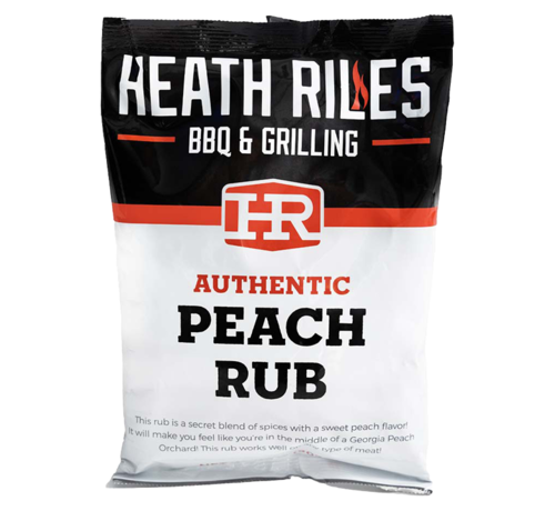 Heath Riles Heath BBQ Riles Peach Rub 2 lb