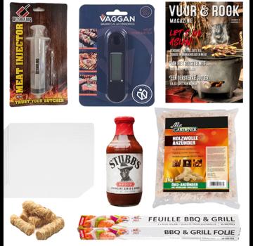 Vuur&Rook BBQ Tool Deal