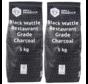 Grill Fanatics Restaurant Grade Charcoal Black Wattle 2 x 5 kg Deal
