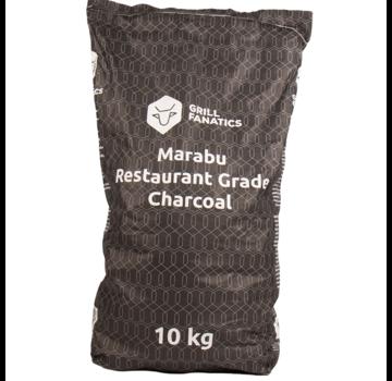 Grill Fanatics Grill Fanatics Restaurant Grade Marabu Holzkohle 10 kg