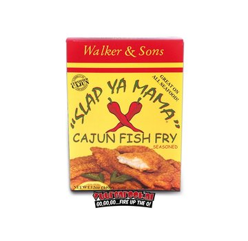 Slap Ya Mama Sorry We Lost The Date...Slap Ya Mama Cajun Fish Fry