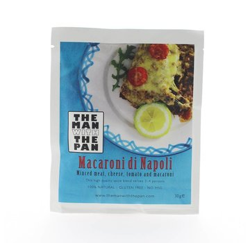 The Man With The Man Sorry We Lost The Date...The Man With The Pan Macaroni Di Napoli Sachet 30 gram